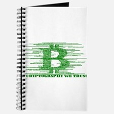 IN CRYPTOGRAPHY WE TRUST Journal
