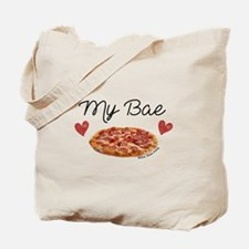 Funny Pizza Tote Bag