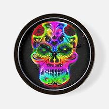 Skull20160604 Wall Clock
