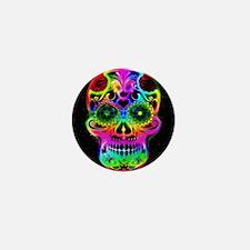 Skull20160604 Mini Button