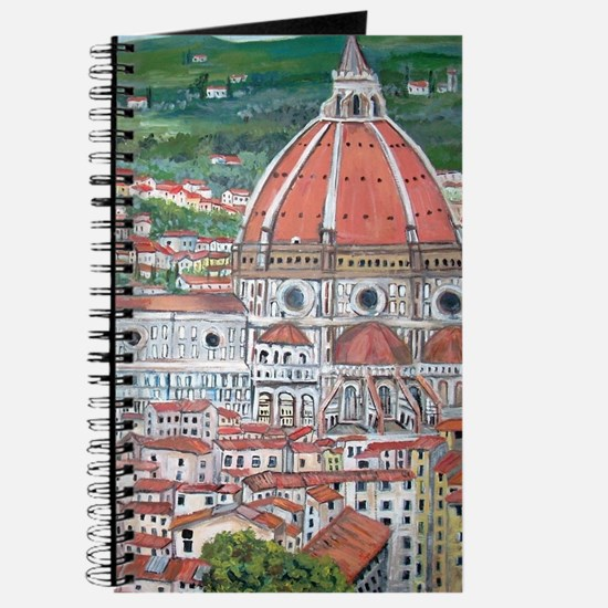 The Duomo of Florence Journal
