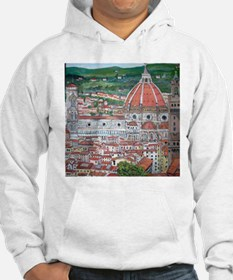 The Duomo of Florence Hoodie