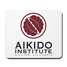 Aikido Institute Mousepad