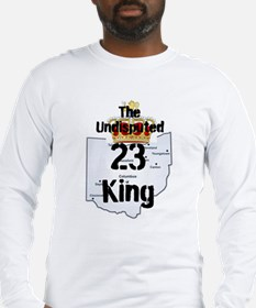 The Undisputed King Long Sleeve T-Shirt