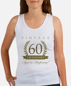 Cool Hot 60 year old Women's Tank Top