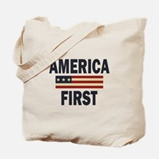 America First Tote Bag