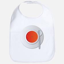 Tomato Soup Bib