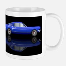 Very Fast Car Mugs