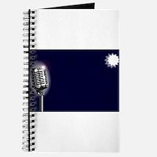 Karaoke Stage Night Journal