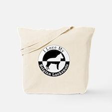 Cute Belgian laekenois Tote Bag