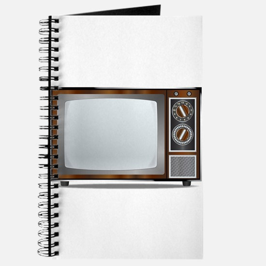 Old Television Set Journal
