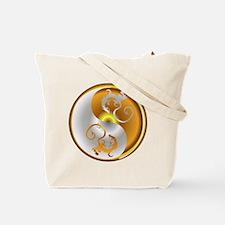 Zen Dragons Tote Bag