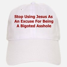 Bigoted Assholes Baseball Baseball Cap