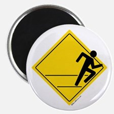 Runner Crossing Magnet