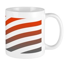 Patriotic American Flag Mug