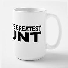 World's Greatest Cunt Ceramic Mugs