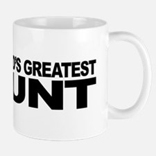 World's Greatest Cunt Small Mugs
