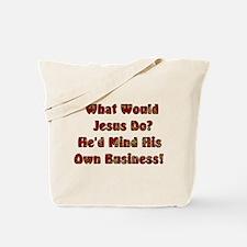 Anti-Religion Tote Bag