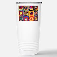Unique Concentric Travel Mug