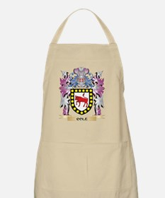 Cole Coat of Arms (Family Crest) Apron