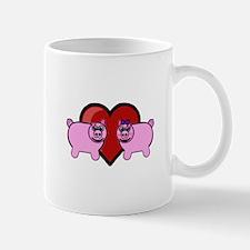 Piggy Love Mugs