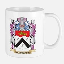 Collingwood Coat of Arms (Family Crest) Mugs