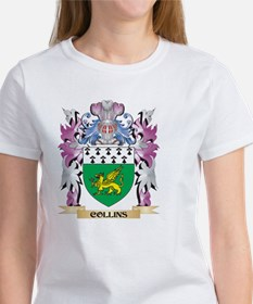 Collins Coat of Arms (Family Crest) T-Shirt