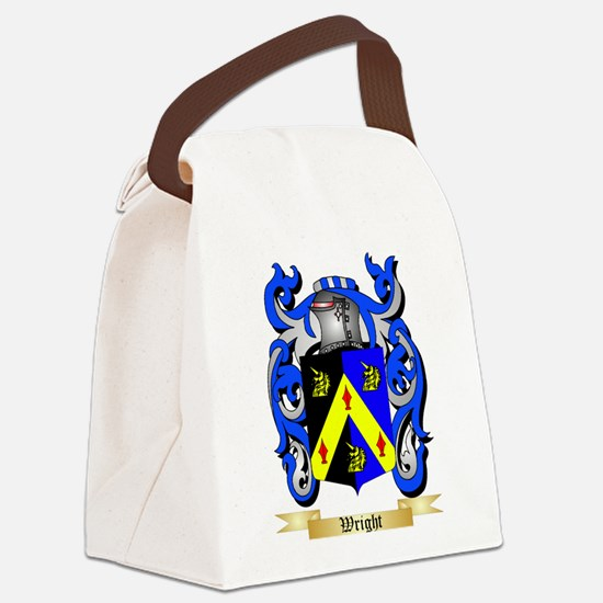 Wright (Ireland) Canvas Lunch Bag