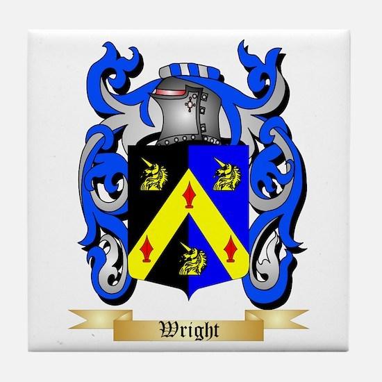 Wright (Ireland) Tile Coaster