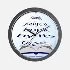 You Cannot Judge a Book by its Critics Wall Clock