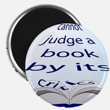 You Cannot Judge a Book by its Critics Magnets