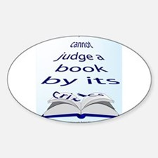 You Cannot Judge a Book by its Critics Decal