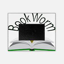 Unique Bookworm Picture Frame