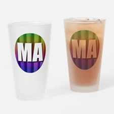 Cool Democrats are sexy Drinking Glass