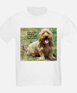 dogs laugh T-Shirt
