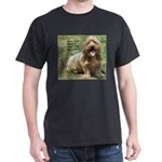 dogs laugh Dark T-Shirt