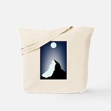 Cute Zermatt Tote Bag