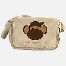 Monkey Ninja Messenger Bag