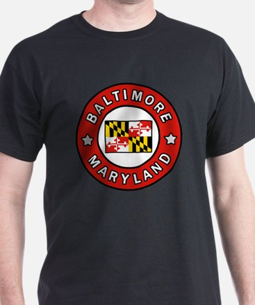 Funny Baltimore pride T-Shirt