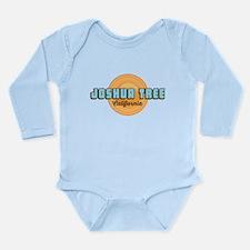 Joshua Tree National P Long Sleeve Infant Bodysuit