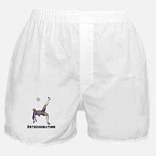 Determination (Soccer) Boxer Shorts