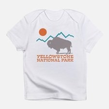 Unique Yellowstone Infant T-Shirt