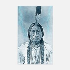 Sitting Bull Decal