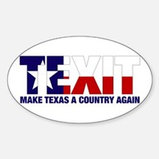 Texit Decal