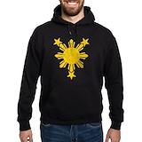 Philippines Hoodie (dark)