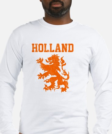 Holland Lion Long Sleeve T-Shirt