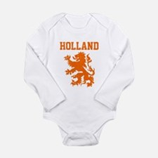 Holland Lion Body Suit