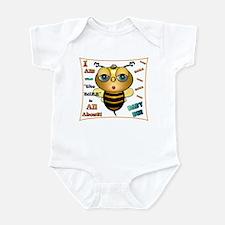 BABY BEE, Infant Bodysuit