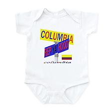 REP COLUMBIA Infant Bodysuit