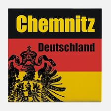 Chemnitz Tile Coaster